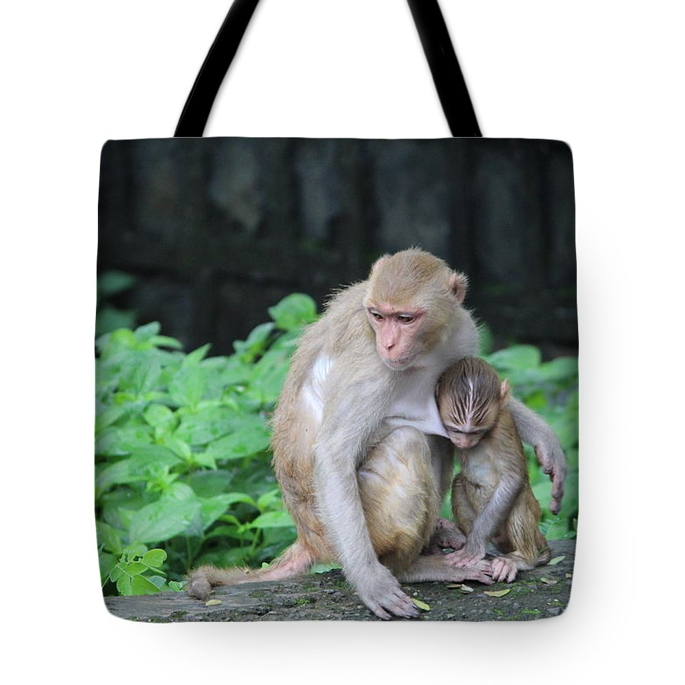 Tote Bag featuring the photograph Love by Arnab Mukherjee