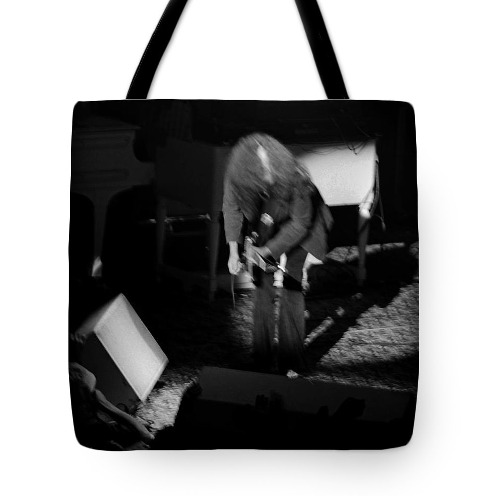 Lynyrd Skynyrd Tote Bag featuring the photograph Ls #43 by Ben Upham