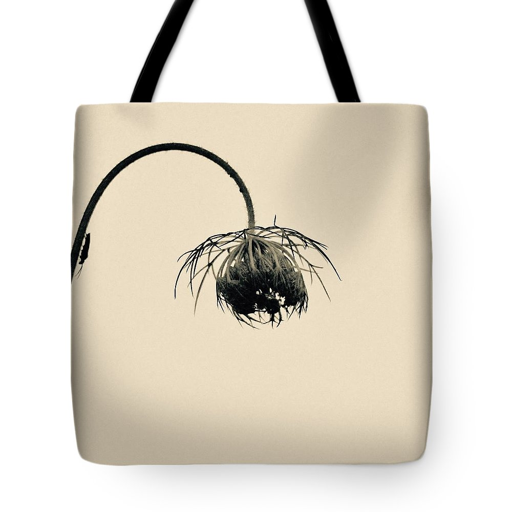 Night Tote Bag featuring the painting Night Flowers 2 by Modern Art