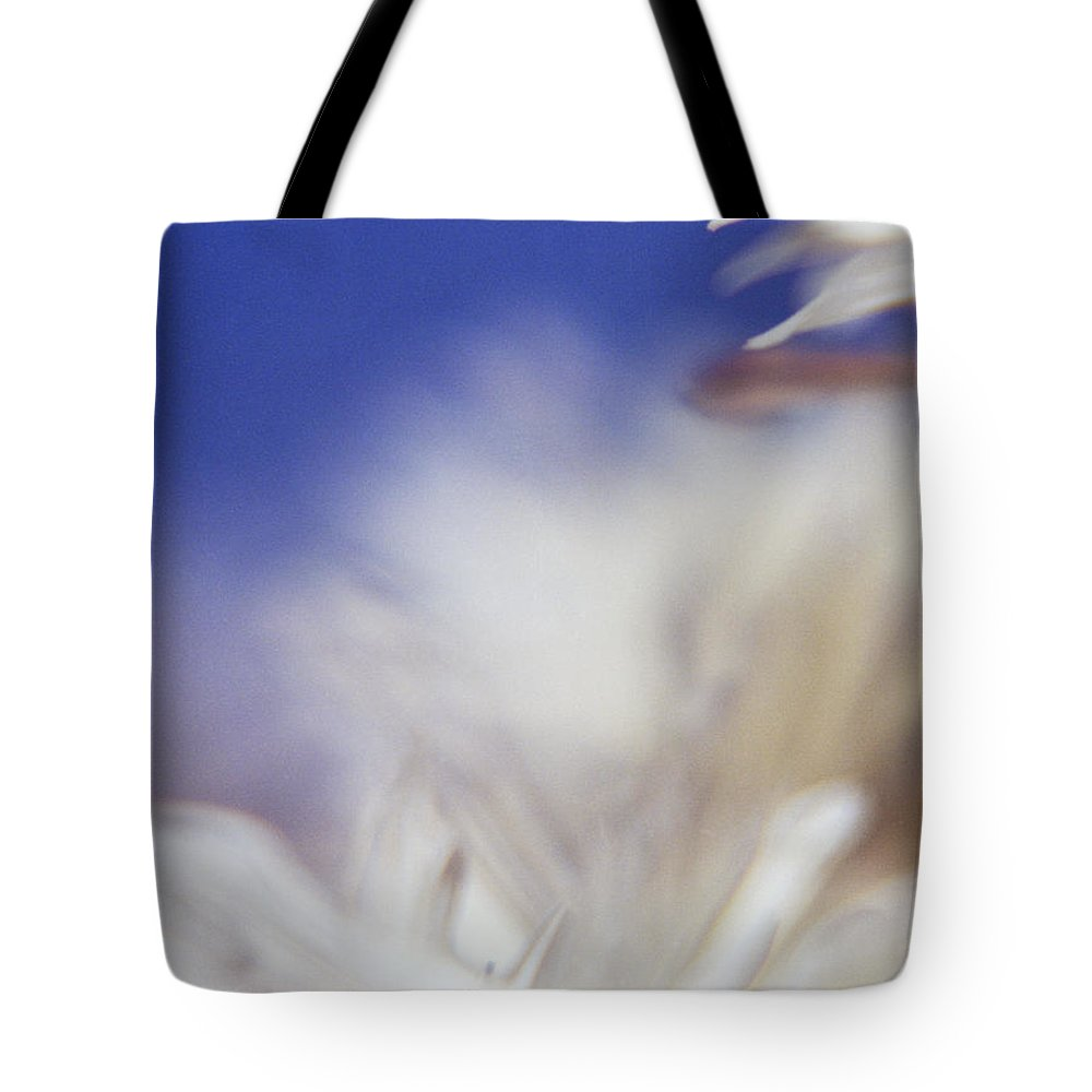 Flower Tote Bag featuring the photograph Macro Flower 1 by Lee Santa