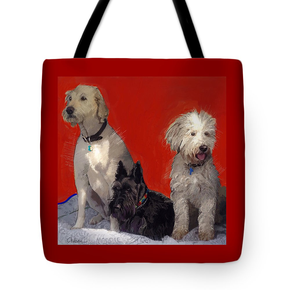 c3ec6056080f Maddie Tote Bag for Sale by Craig Nelson