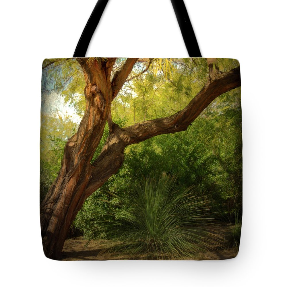 Jon Burch Tote Bag featuring the photograph Made In The Shade by Jon Burch Photography