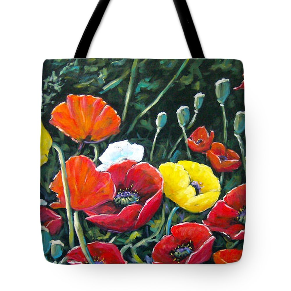 Art Tote Bag featuring the painting Maestoso Opus by Richard T Pranke