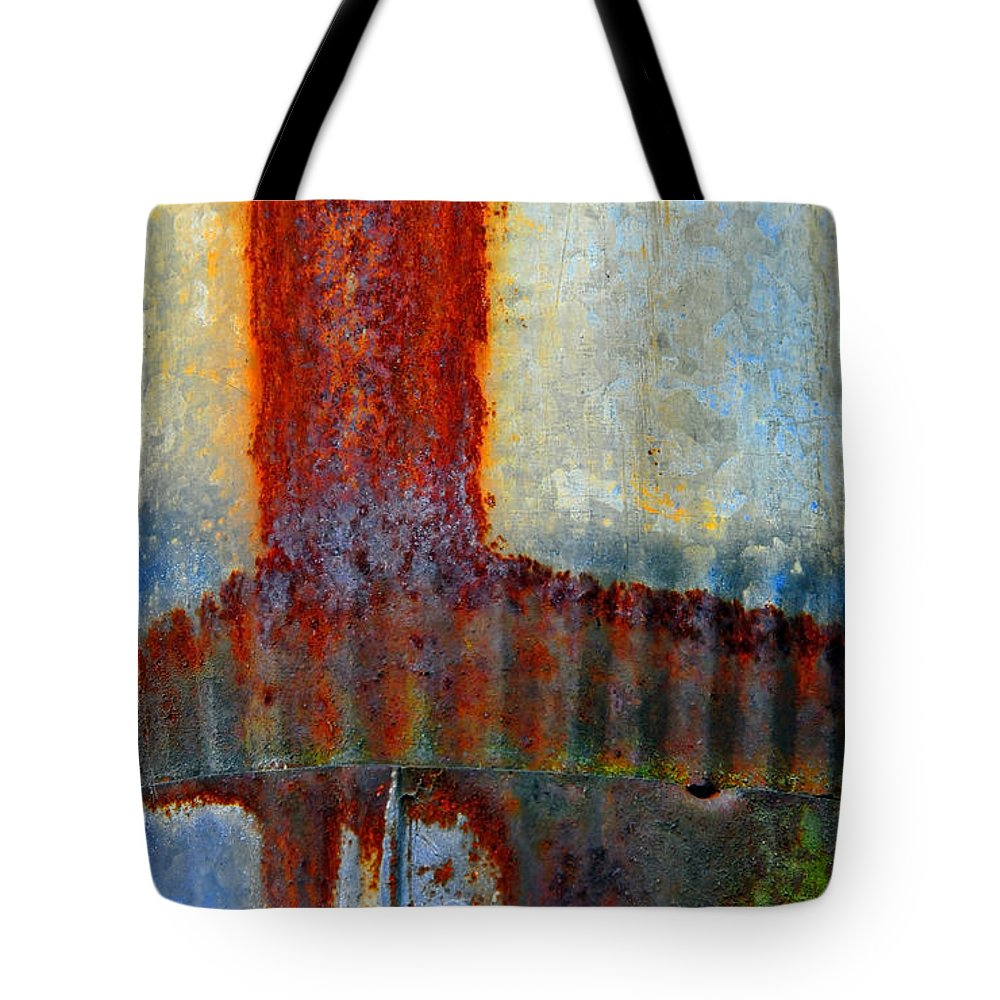 Skip Hunt Tote Bag featuring the photograph Magma by Skip Hunt