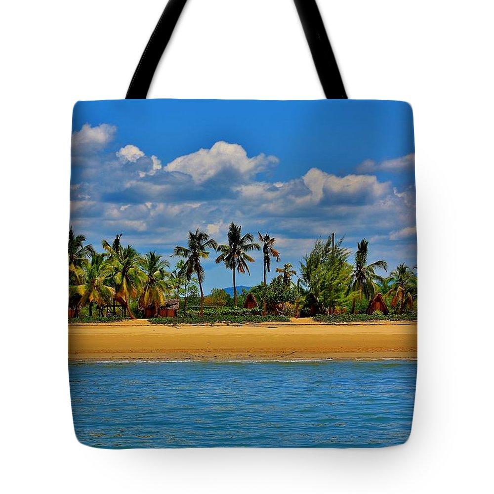 Mahaliana Tote Bag featuring the photograph Mahaliana by Stacie Gary