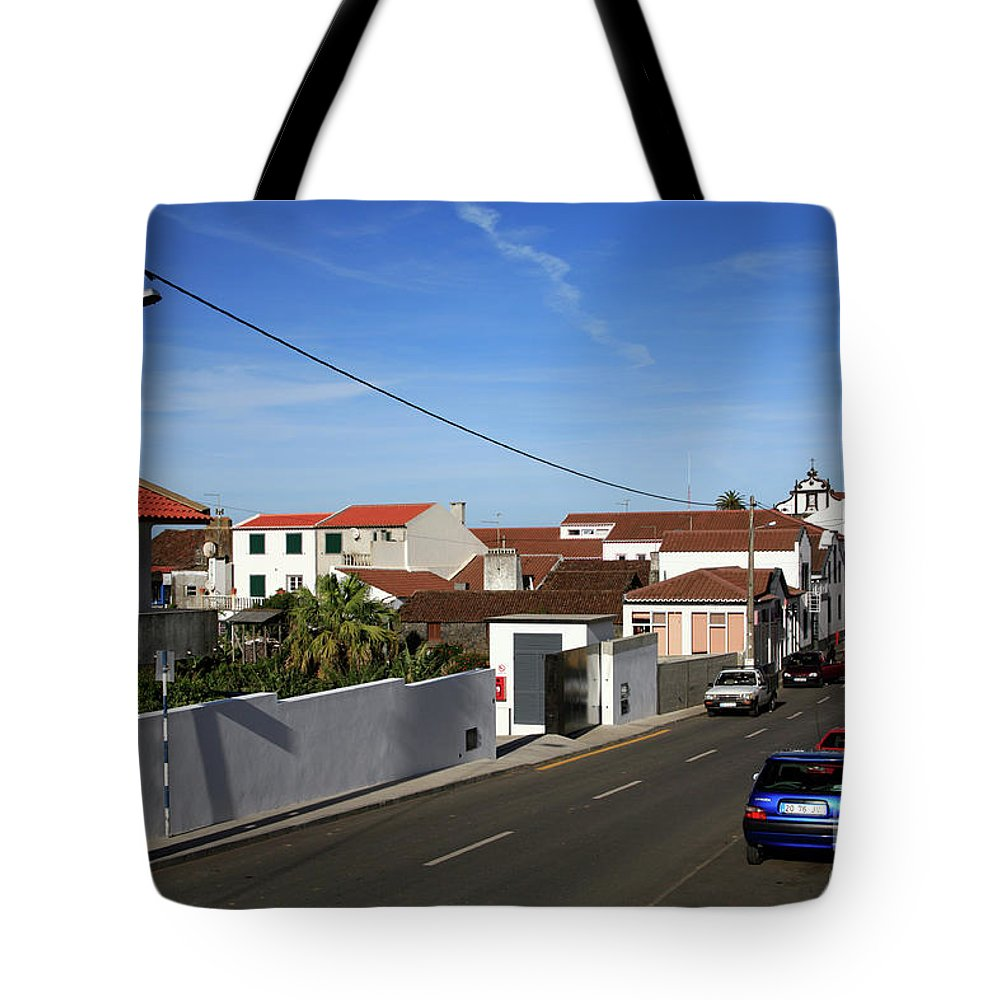 Azores Tote Bag featuring the photograph Maia - Azores Islands by Gaspar Avila