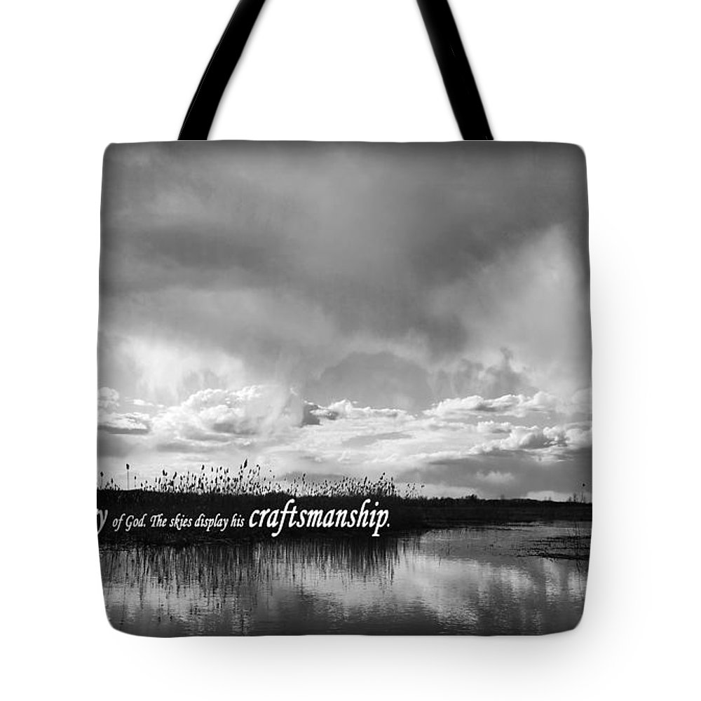 Glory Tote Bag featuring the photograph Majesty by Patricia Stauffer