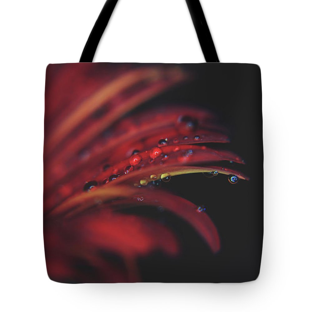 Florals Tote Bag featuring the photograph Make The Magic Last by Laurie Search