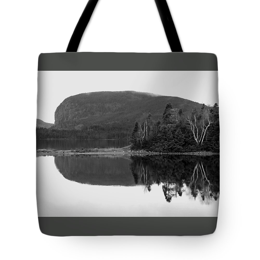 Malady Head Tote Bag featuring the photograph Malady Head by Natasha Sweetapple