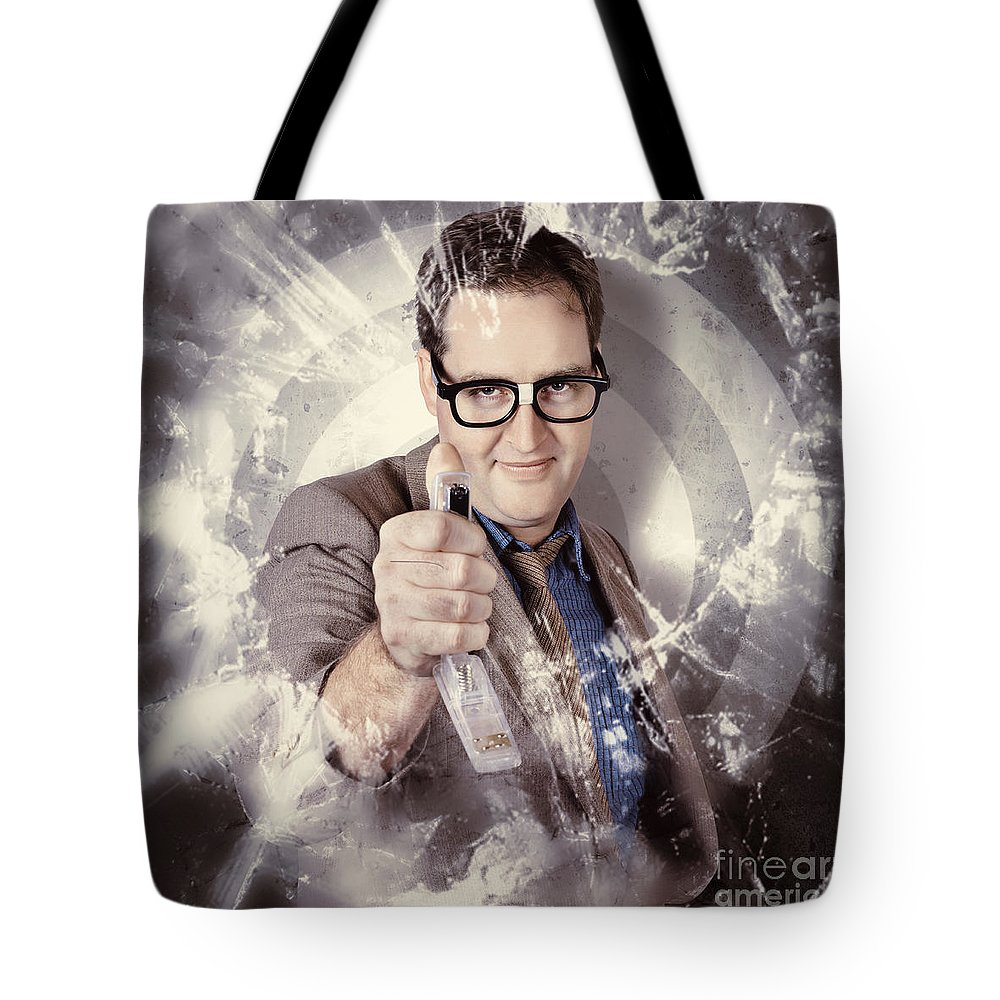 Office Manager Tote Bags