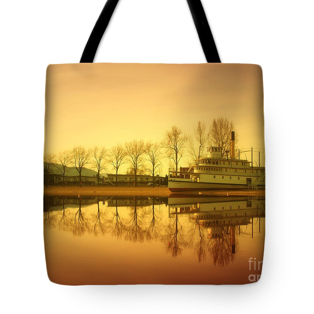 Sunrise Tote Bag featuring the photograph March 20 2010 by Tara Turner