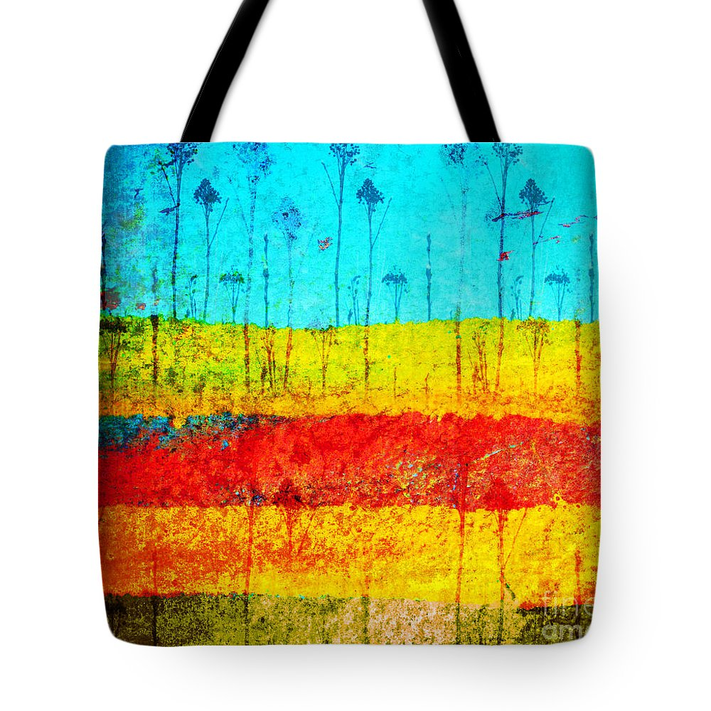 Colour Tote Bag featuring the photograph March 6 2010 by Tara Turner