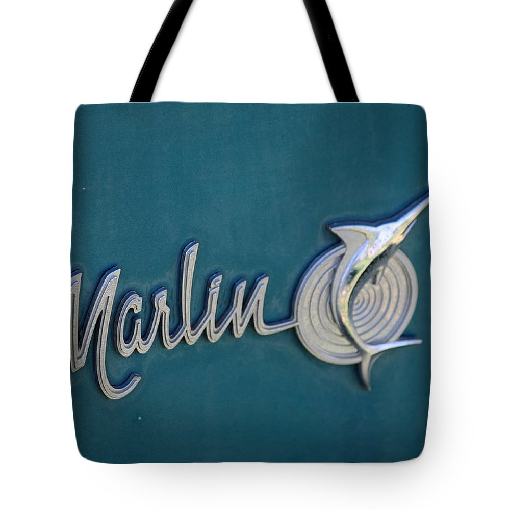 Marlin Tote Bag featuring the photograph Marlin by Deana Connell