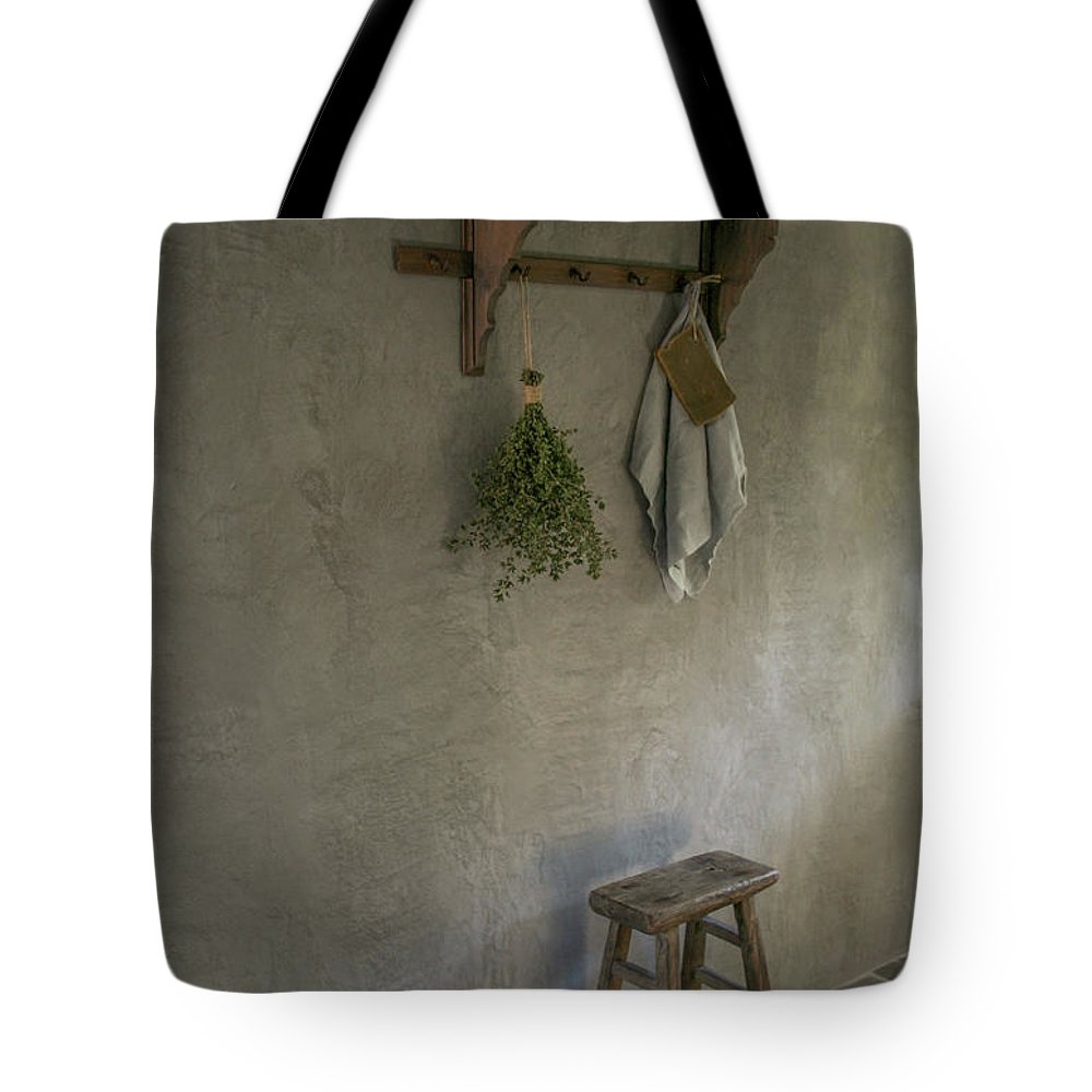Pure & Original Marrakech Walls Colour Elephant Skin Tote Bag featuring the painting Marrakech Walls by Pure Original