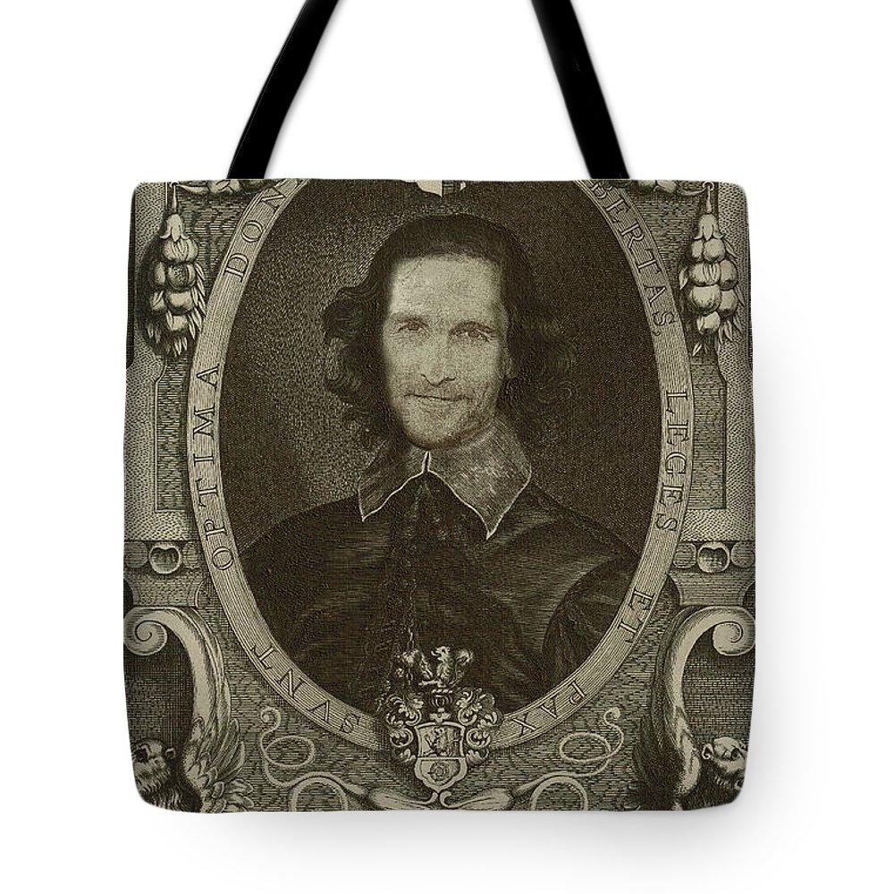 Portraits Tote Bags