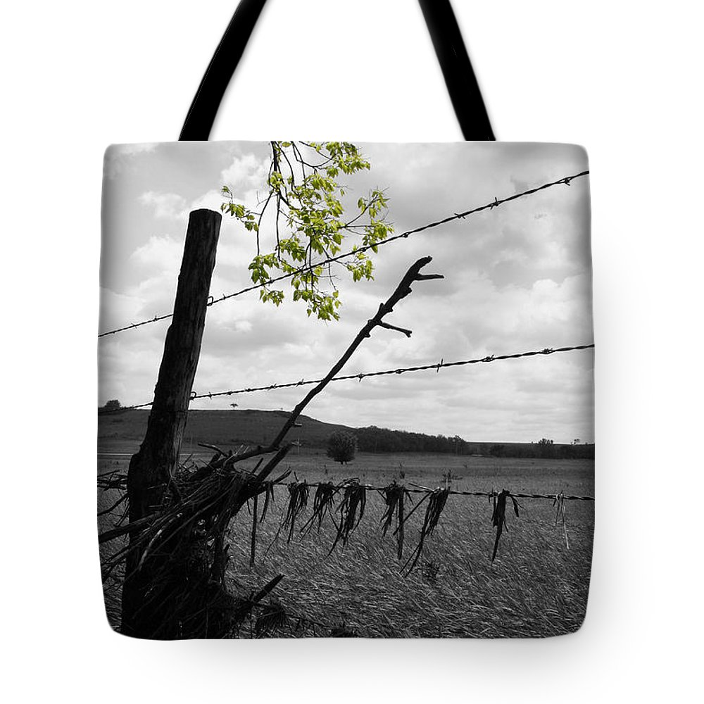 Landscape Tote Bag featuring the photograph Meadow by Dylan Punke