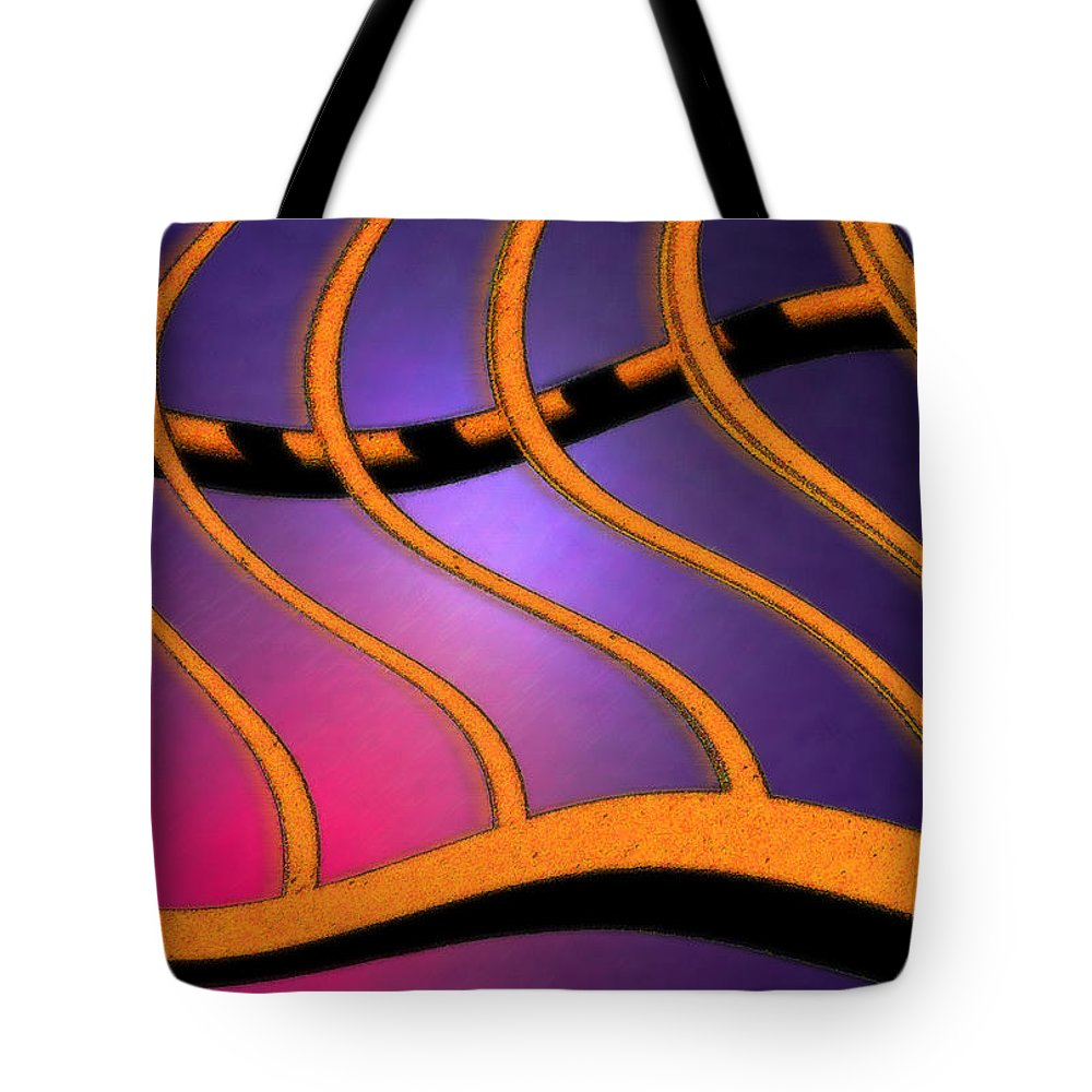 Photography Tote Bag featuring the photograph Medusa by Paul Wear
