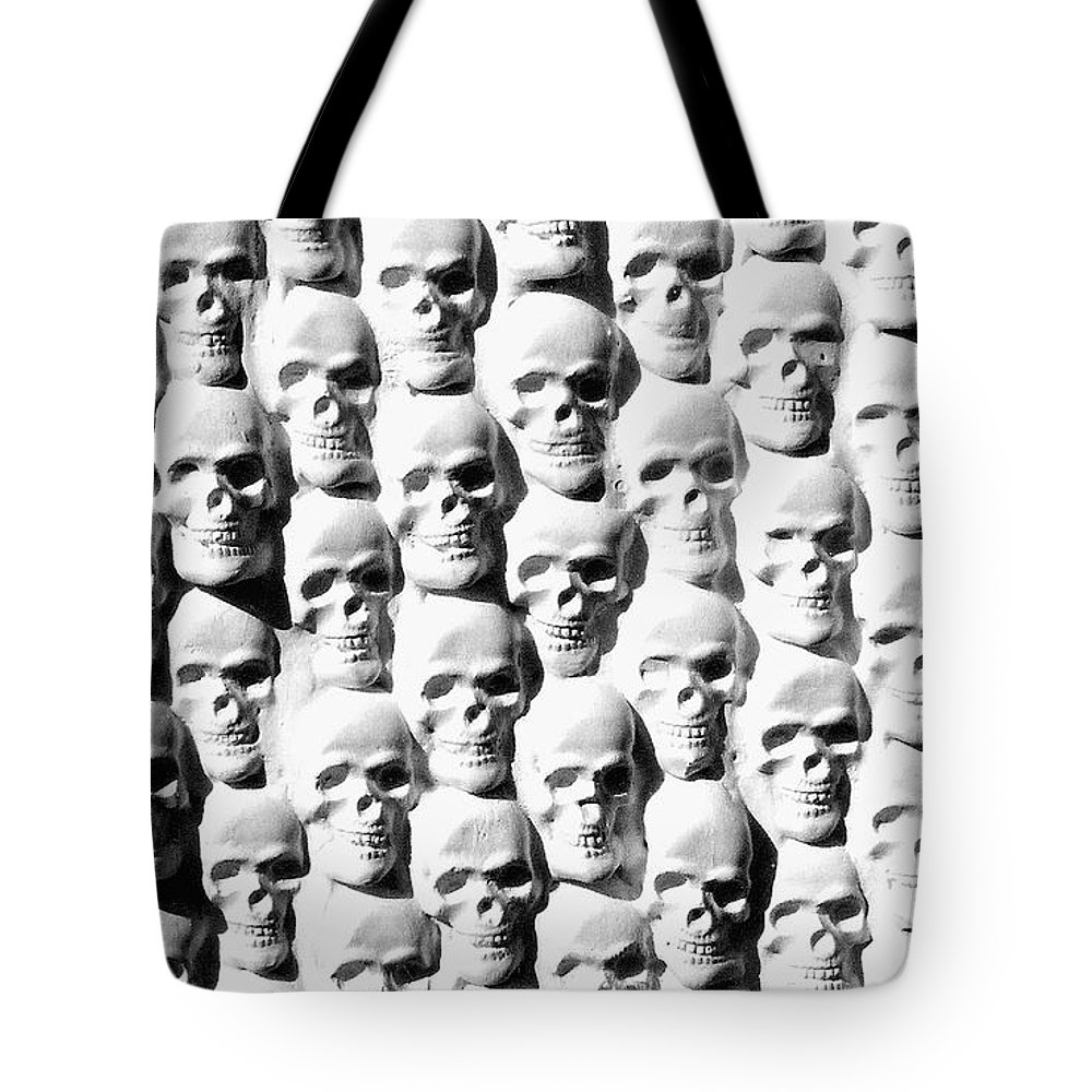 Figurative Tote Bag featuring the sculpture Melancholic Journey 2 by Mark Cawood