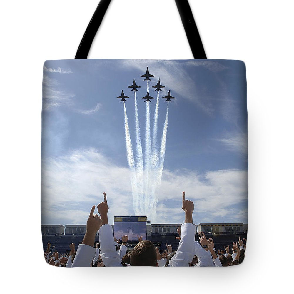 Contrail Tote Bags
