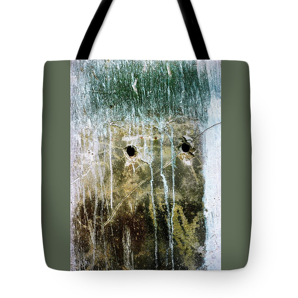 Fantasy Tote Bag featuring the painting Memories Of The Future by Alexander Gerasimov