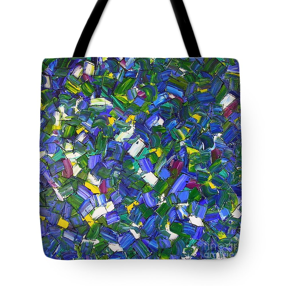 Mermaid Tote Bag featuring the painting Mermaid by Dawn Hough Sebaugh