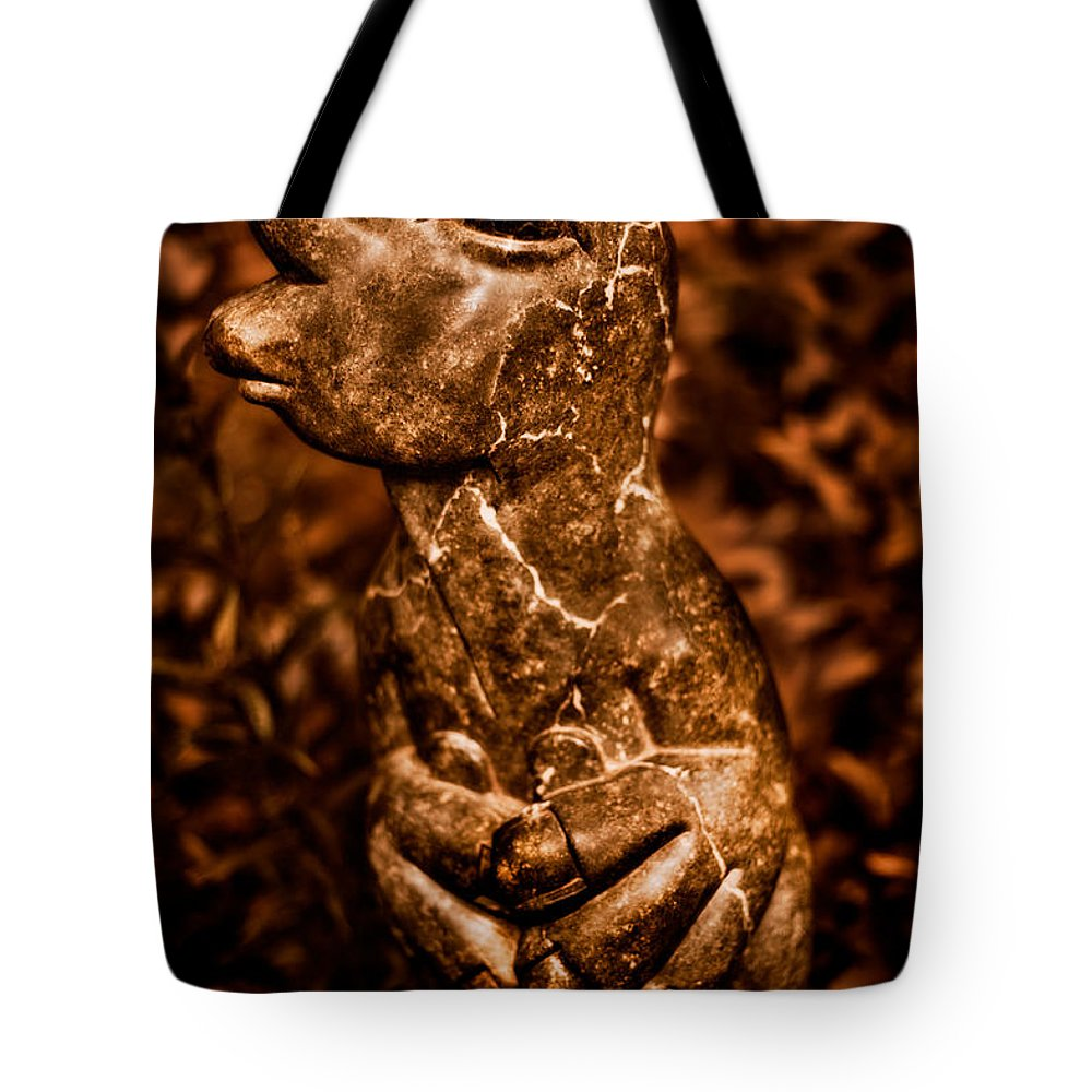 Art Tote Bag featuring the photograph Metamorphosis by Venetta Archer