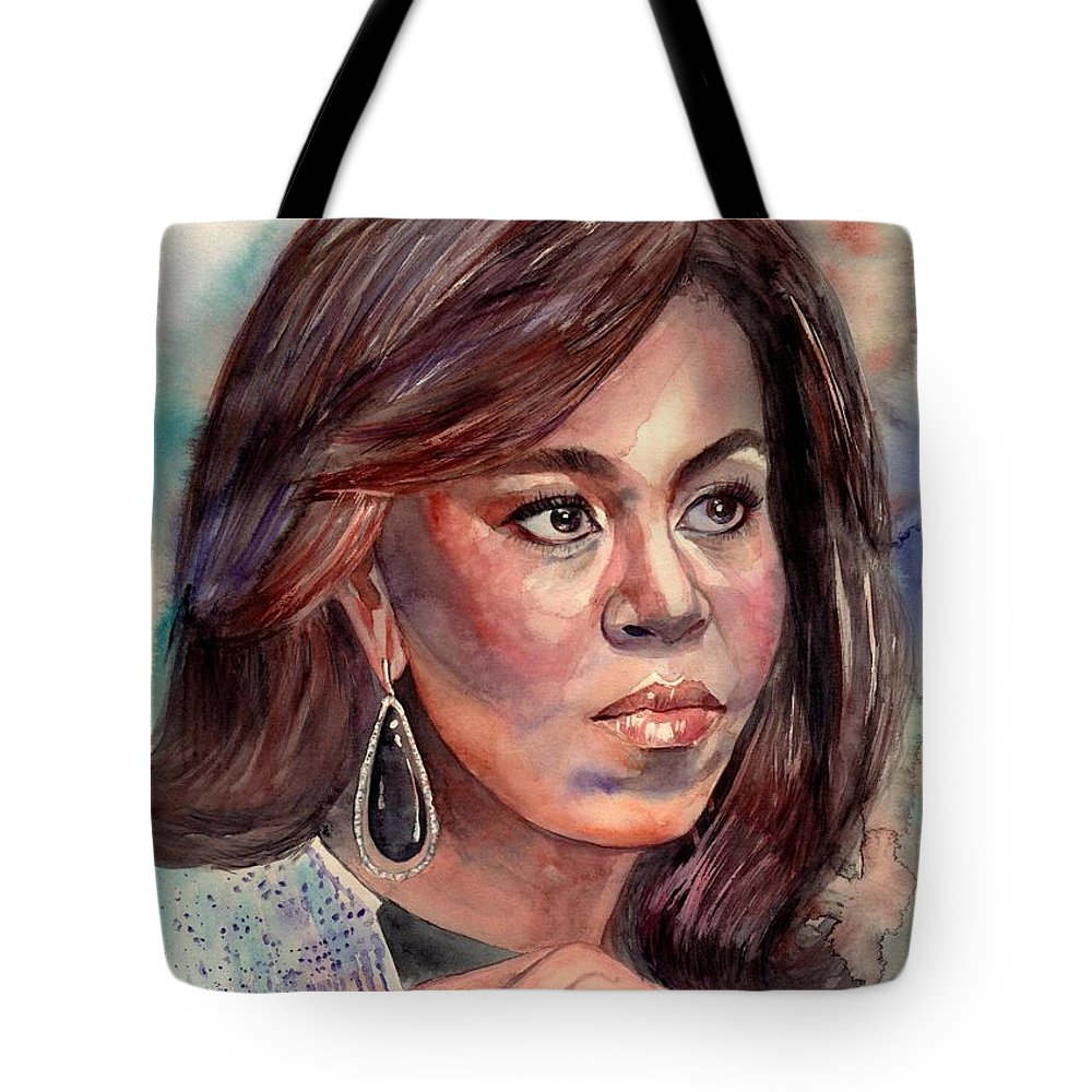 Hillary Clinton Tote Bags