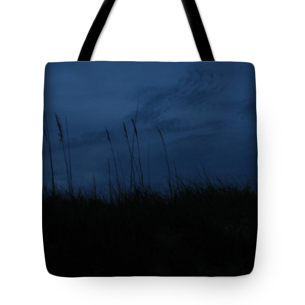 Tote Bag featuring the photograph Midnight Motion 2 by Stacey May