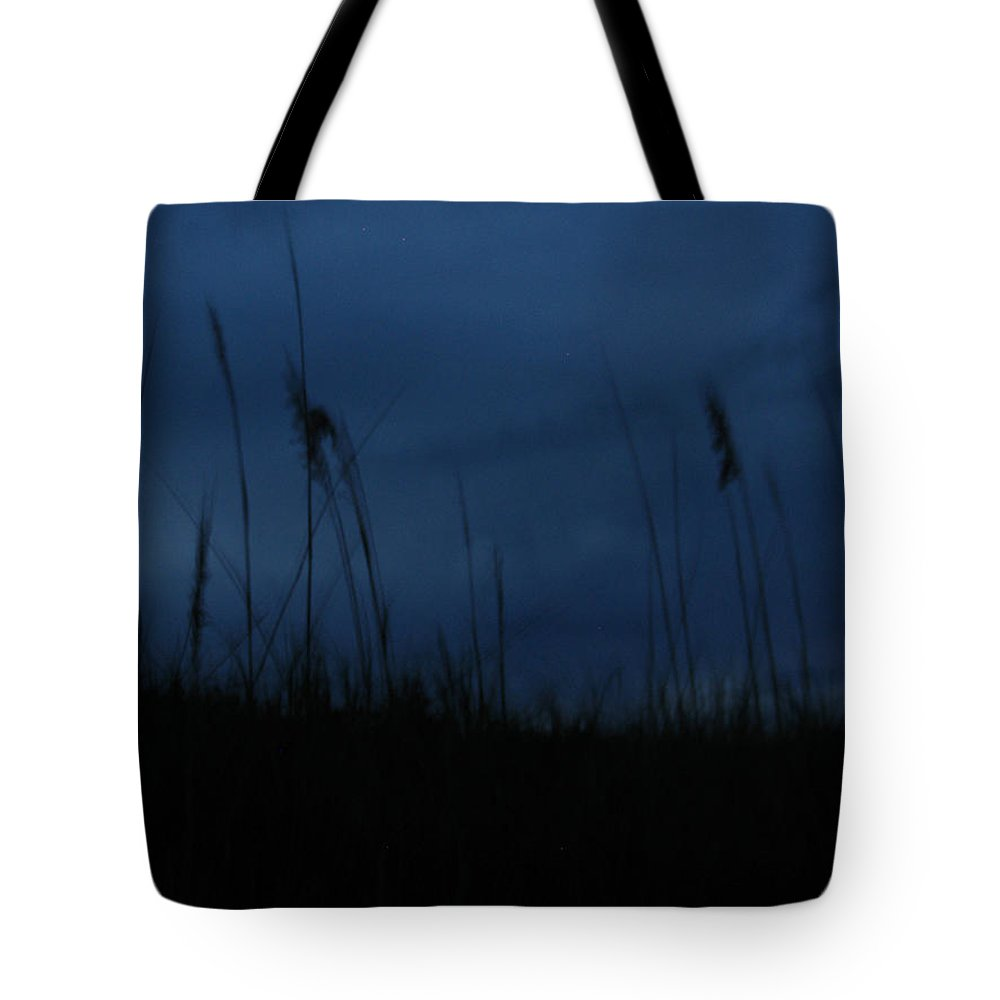 Dusk Tote Bag featuring the photograph Midnight Motion by Stacey May