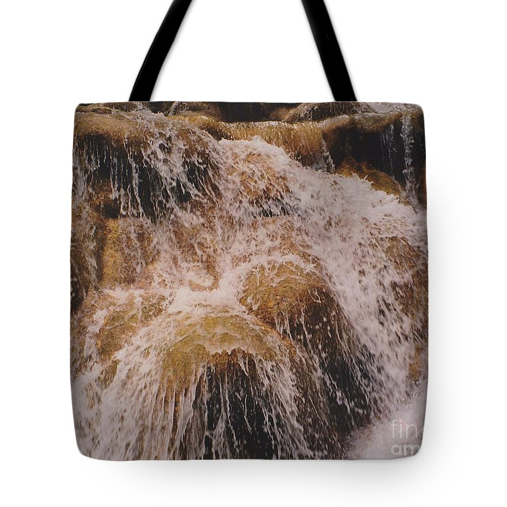 Water Tote Bag featuring the photograph Milky Way by Michelle Powell