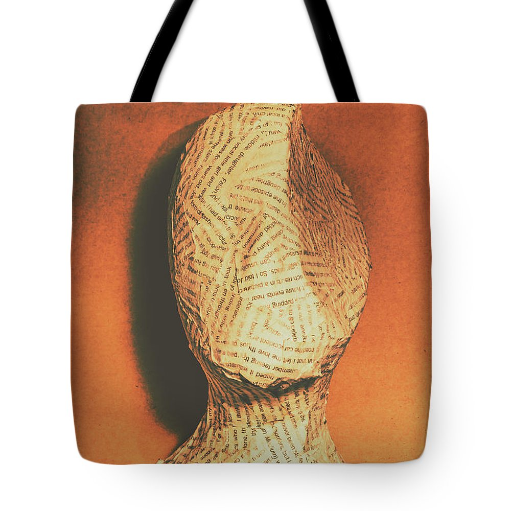 Philosophy Tote Bag featuring the photograph Mind Of A Philosopher by Jorgo Photography - Wall Art Gallery
