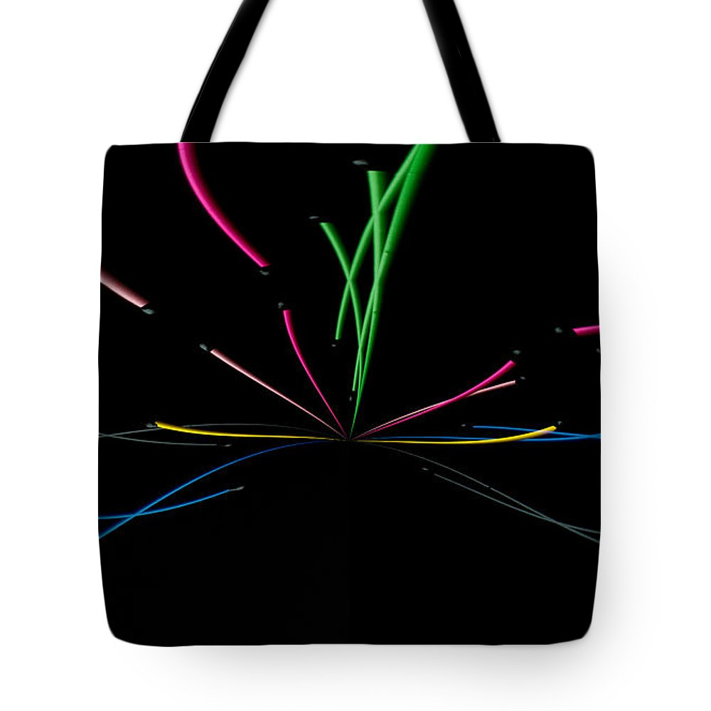 Minimal Tote Bag featuring the photograph Minimal Colours 2 by Steve Purnell