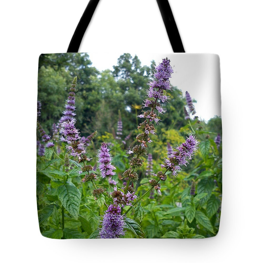 Mint Tote Bag featuring the photograph Mint by Are Lund