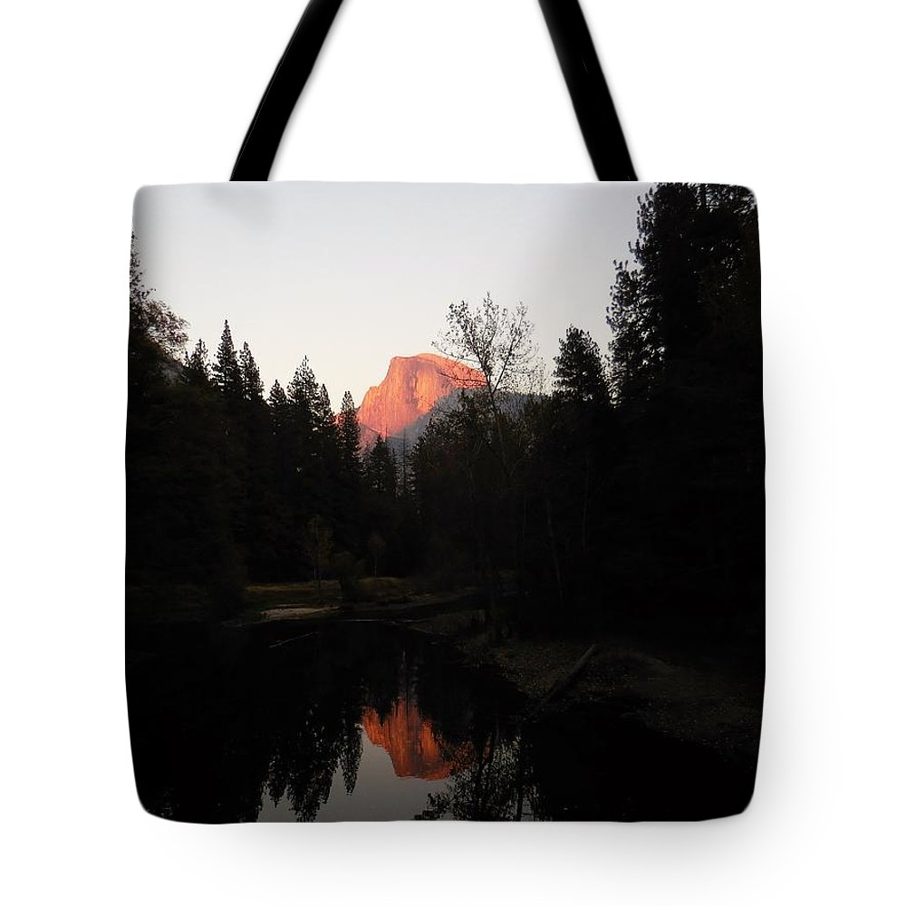 Miracle Shot Tote Bag featuring the photograph Miracle Shot. by Chris Gudger