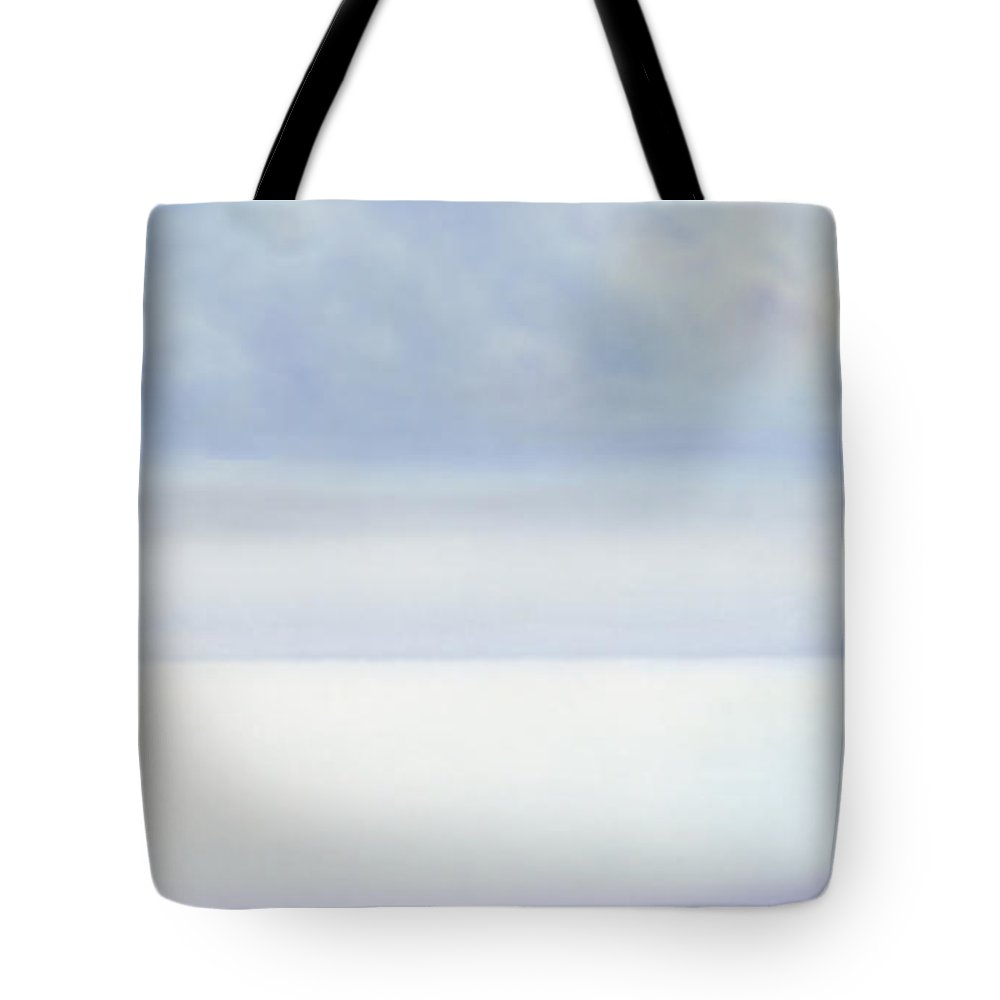 Moana Pearl Tote Bag featuring the painting Moana Pearl 2 by Kevin Smith