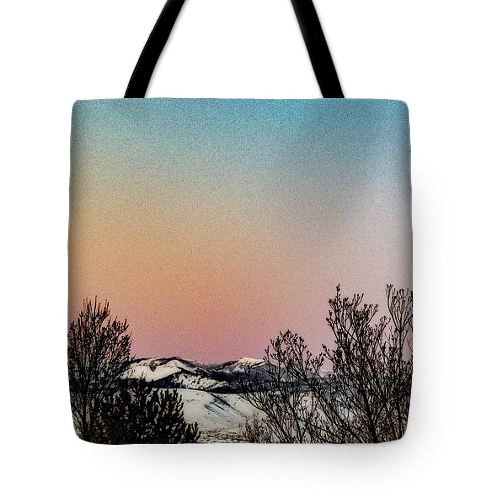 Tote Bag featuring the photograph Monday Morning by Nancy Marie Ricketts