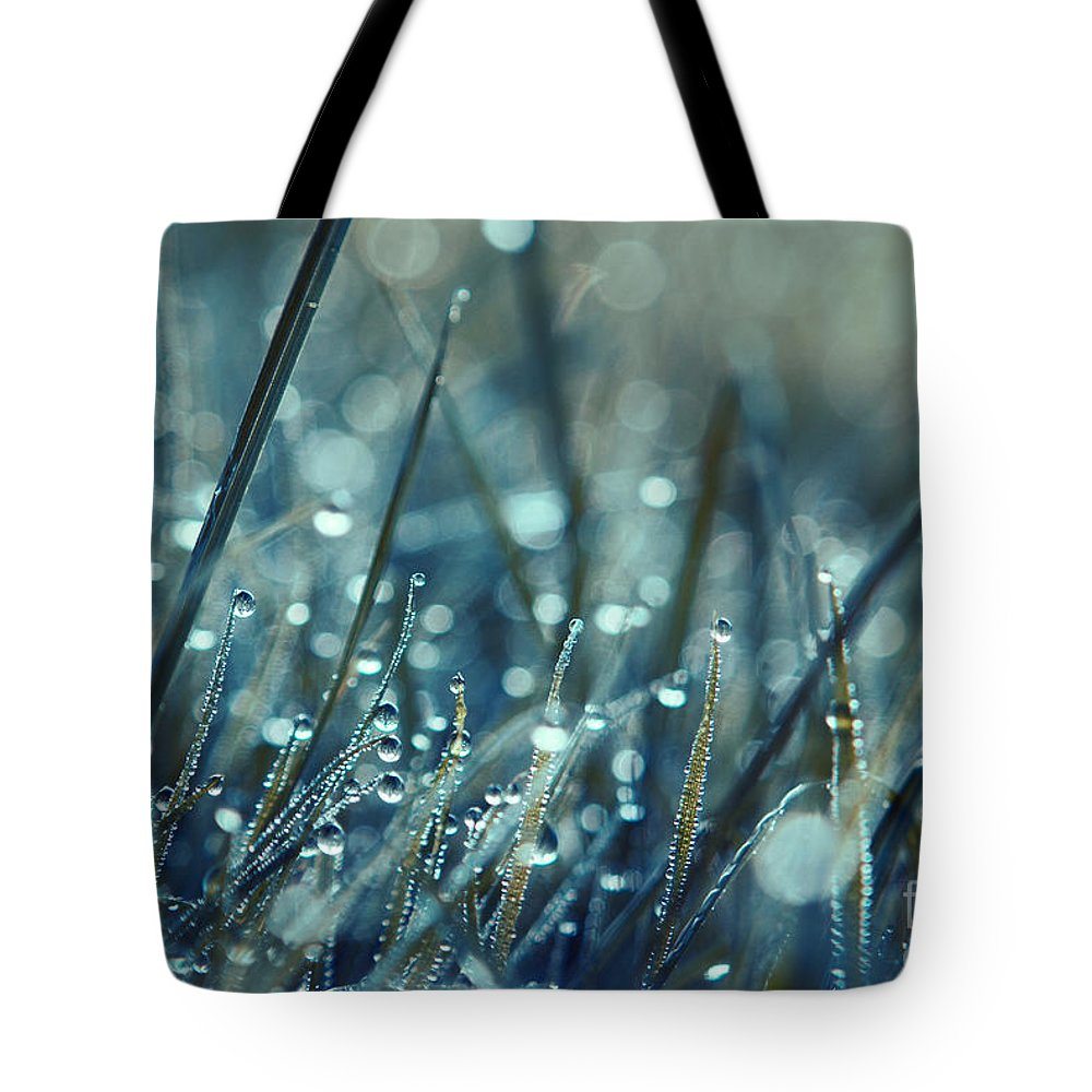 Blue Tote Bag featuring the photograph Mondo - S04 by Variance Collections