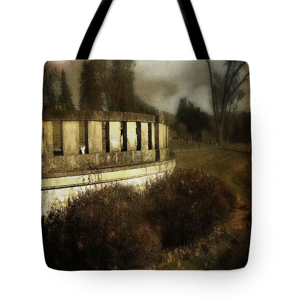 Monumental Tote Bag featuring the photograph Monumental by John Anderson
