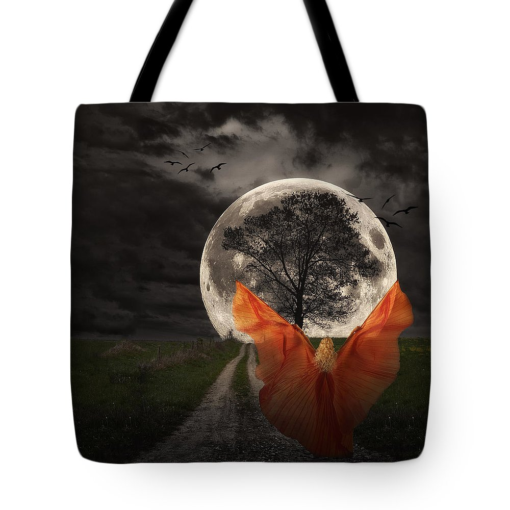 Belief Photographs Tote Bags