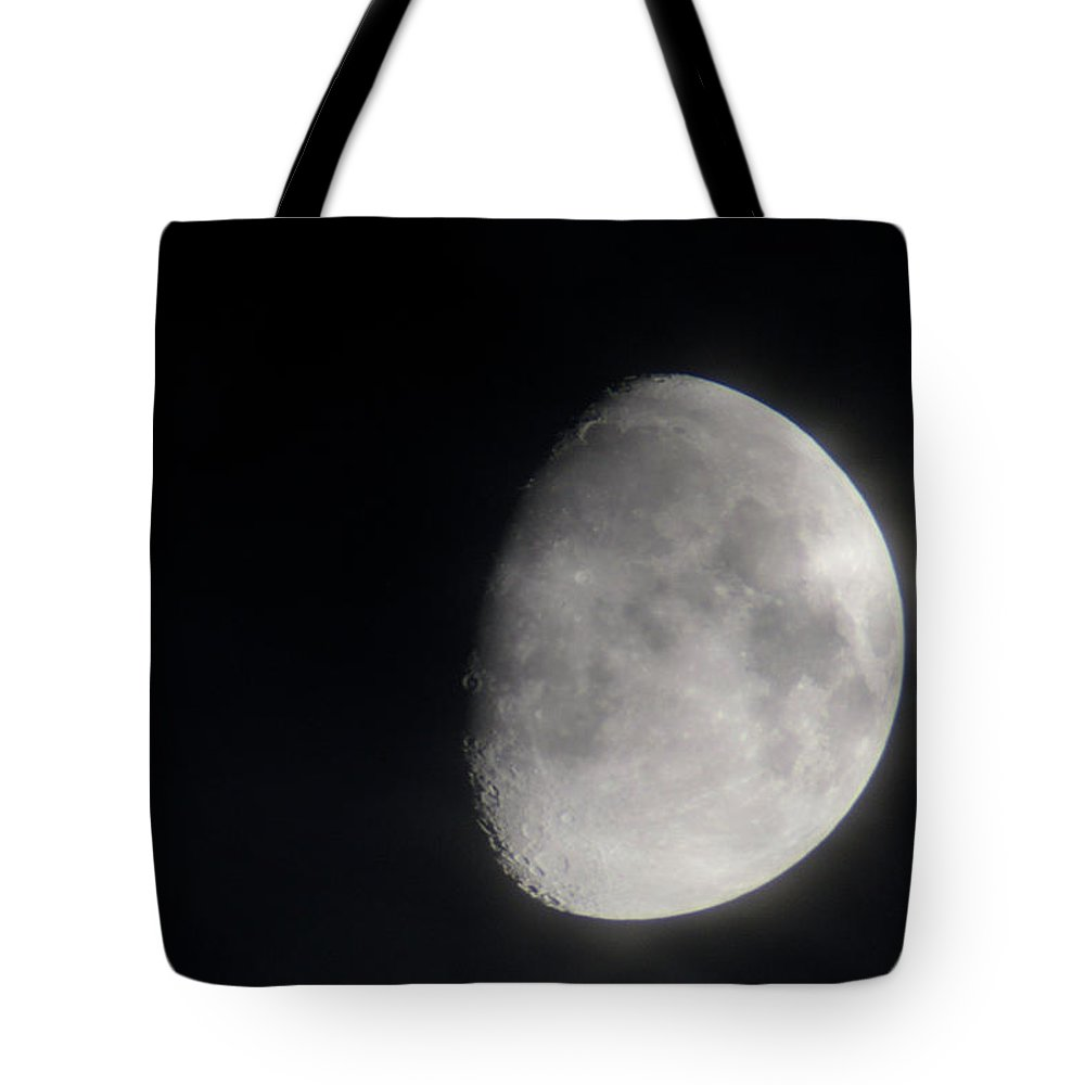 Moon Tote Bag featuring the photograph Moon by Joseph Jones