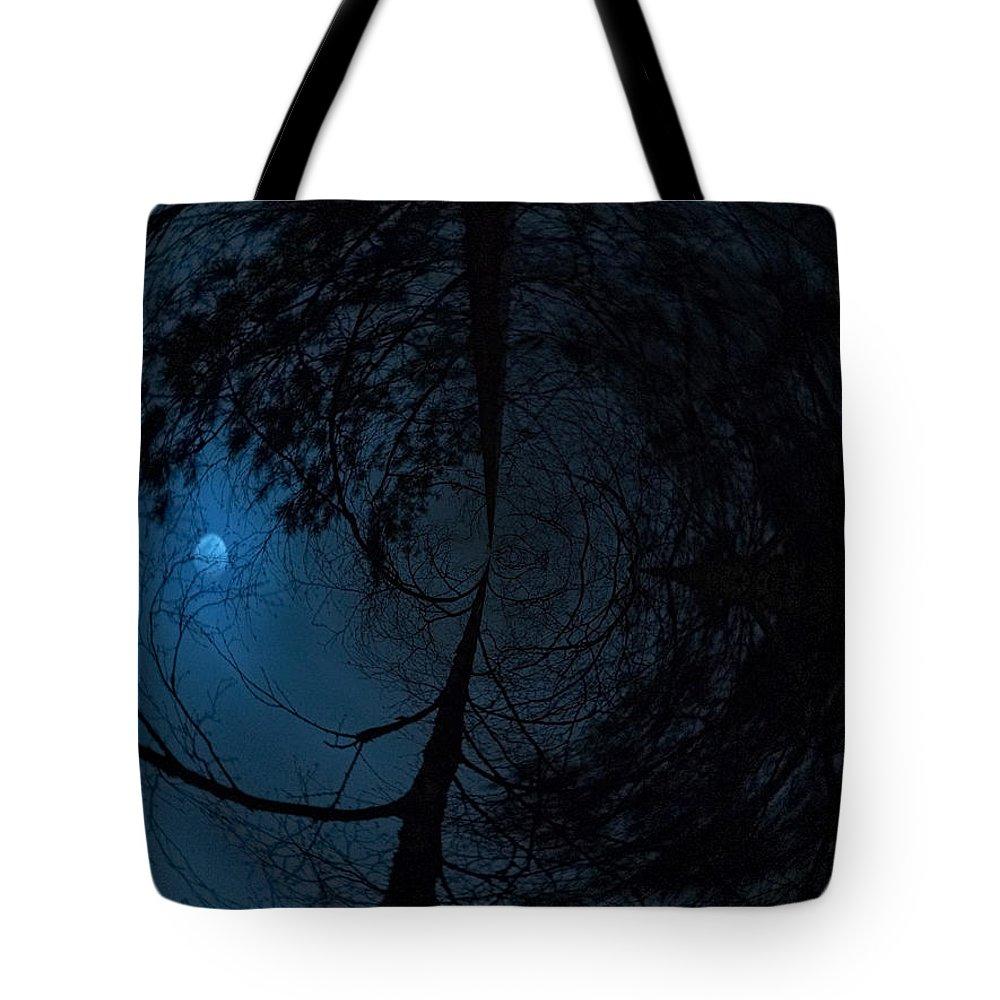 Lehtokukka Tote Bag featuring the photograph Moonshine 15 Fishy by Jouko Lehto