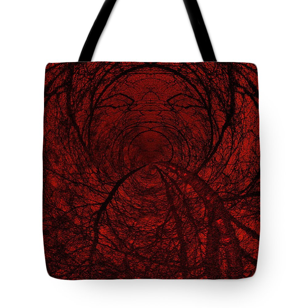 Lehtokukka Tote Bag featuring the photograph Moonshine 18 Shout by Jouko Lehto