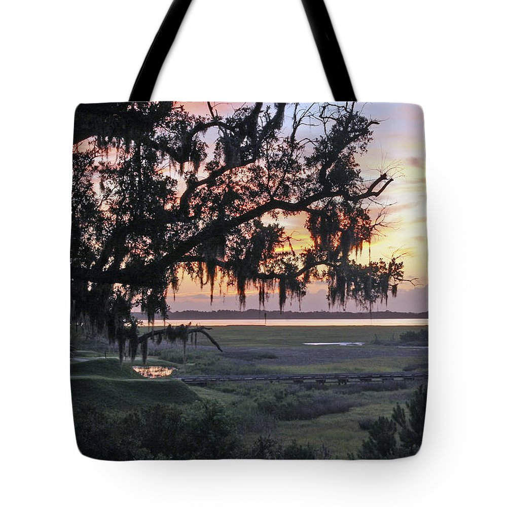 Sunrise Tote Bag featuring the photograph Morning Glory by Phill Doherty