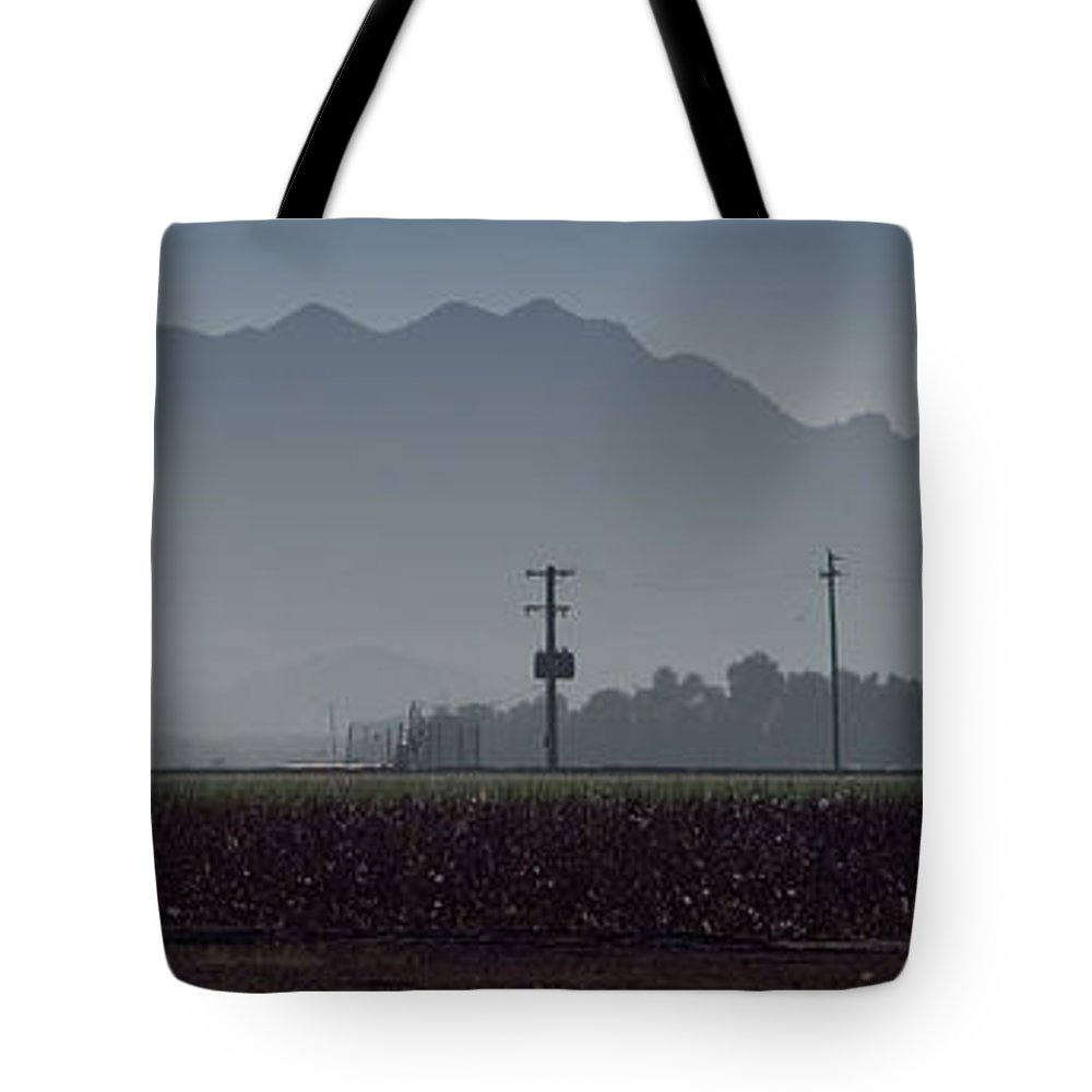 Farm Tote Bag featuring the photograph Morning On The Farm by Scott Sawyer