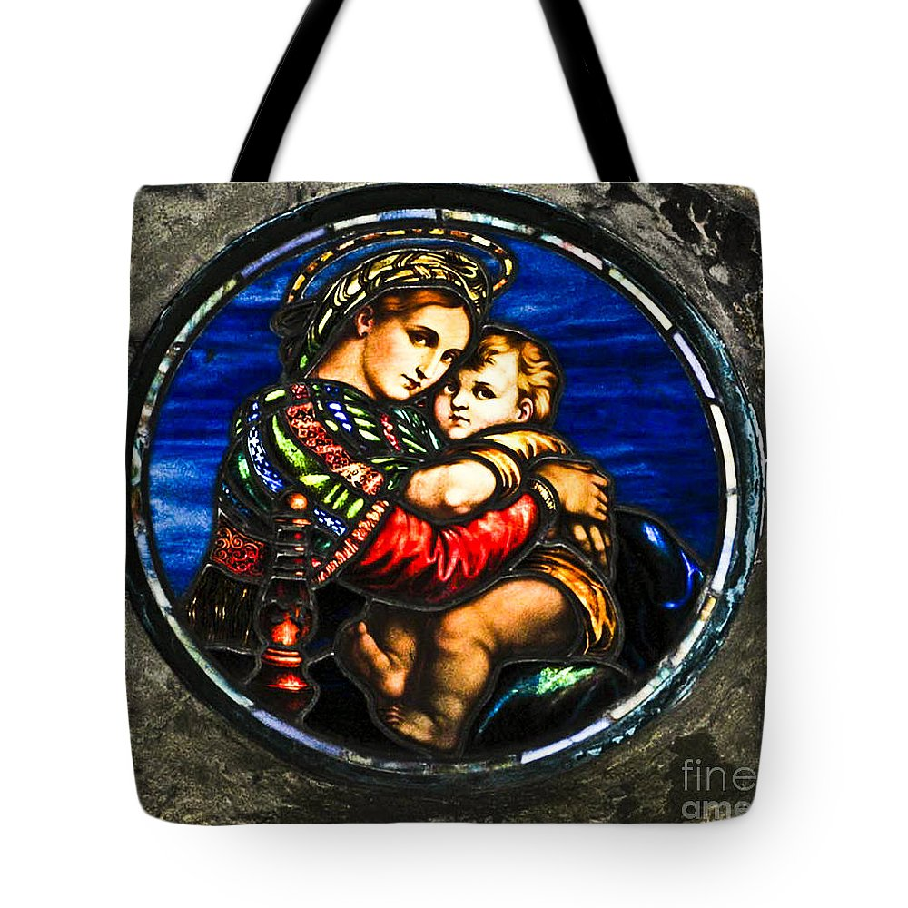 God Tote Bag featuring the photograph In God We Trust Wall Art Print by Carol F Austin