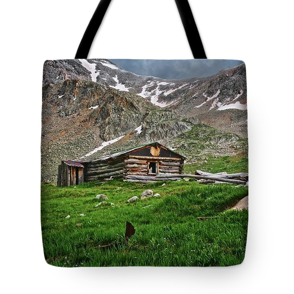 Nature Tote Bag featuring the photograph Mother Nature's Reclamation Process, by Zayne Diamond Photographic
