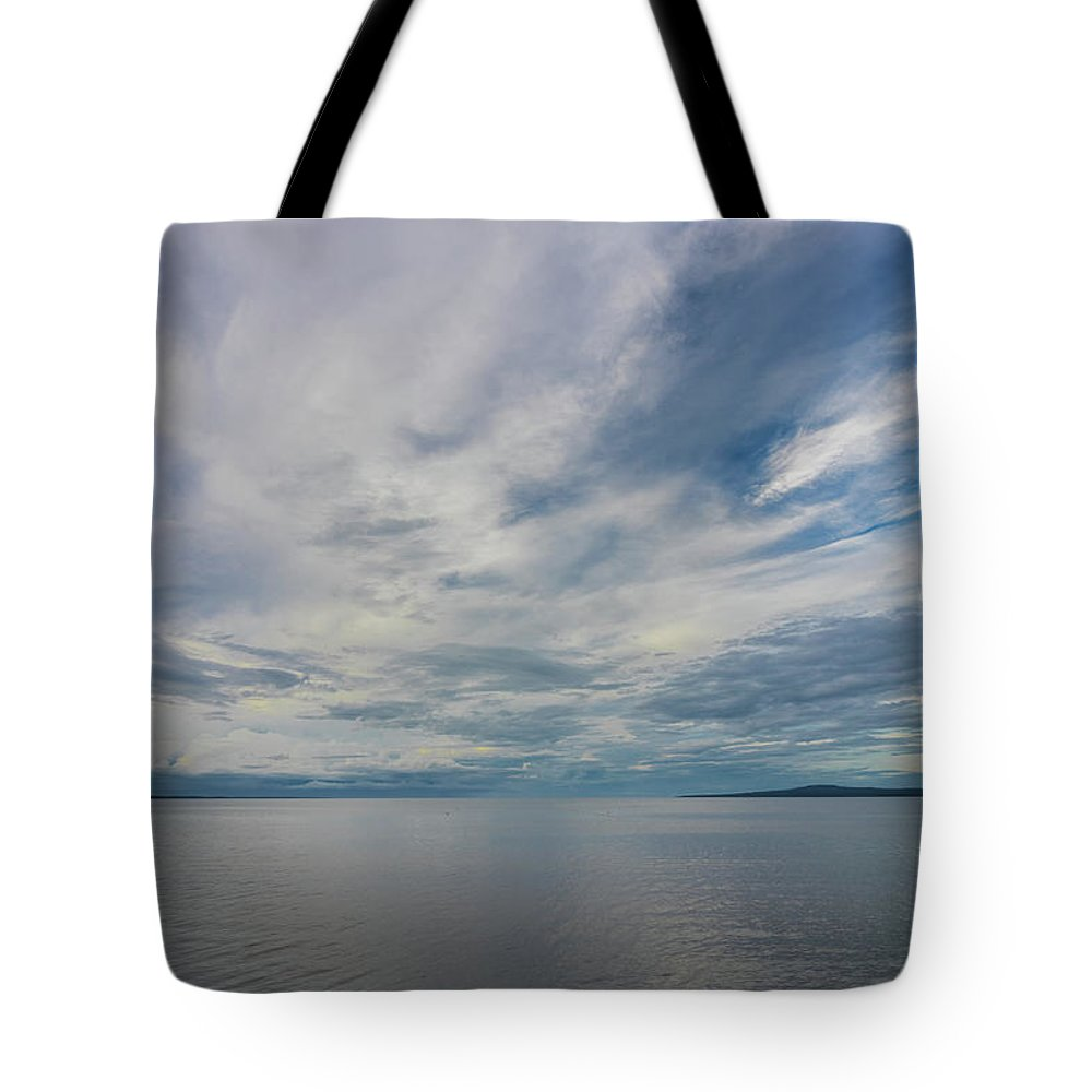 Outdoor Tote Bag featuring the photograph Mount Kinnekulle In Sweden by Andreas Hoff