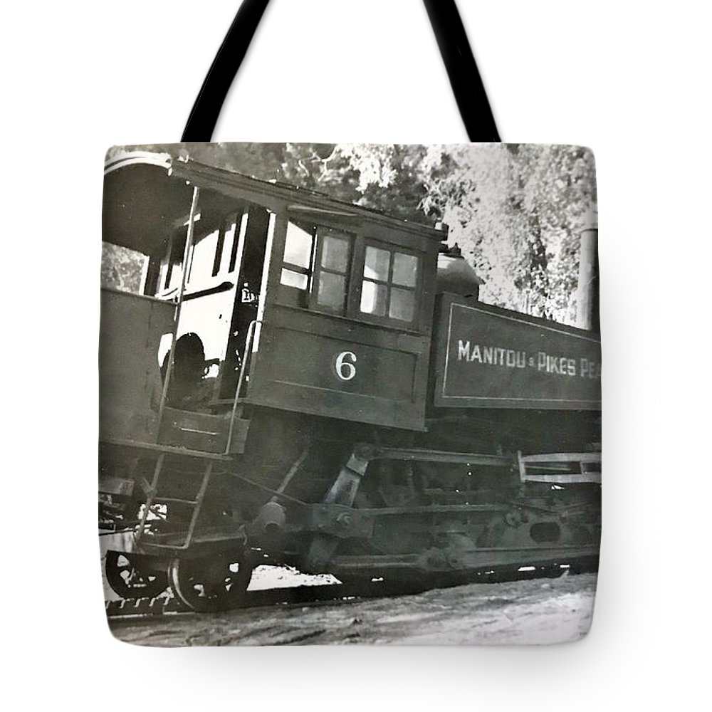 Tote Bag featuring the photograph Mountain Climber by Robert Walters