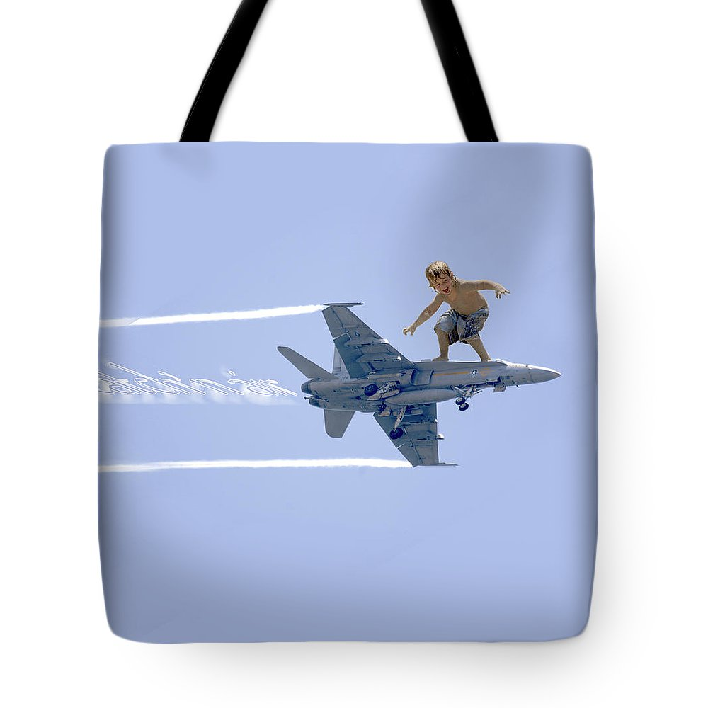 Fun Tote Bag featuring the photograph Movement Contest 1 by Jill Reger