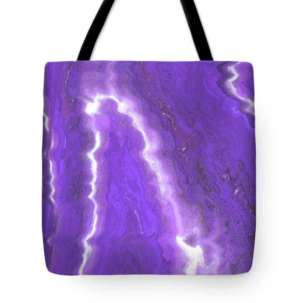 Moveonart! Digital Gallery Tote Bag featuring the digital art MoveOnArt Adjusting To Changes I by Jacob Kanduch